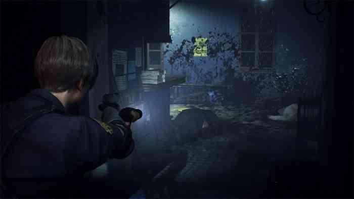 Resident Evil 2 resident evil project