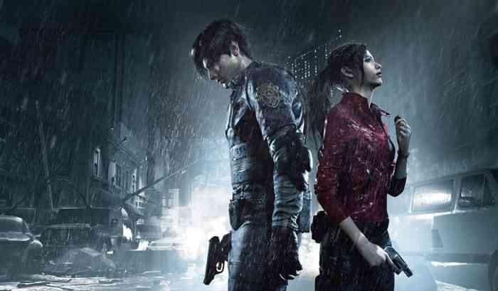 Resident Evil 2 DLC Monster Hunter World