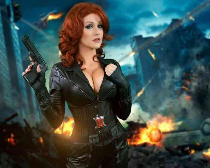 Screen Team - Angie Griffin - Cosplay