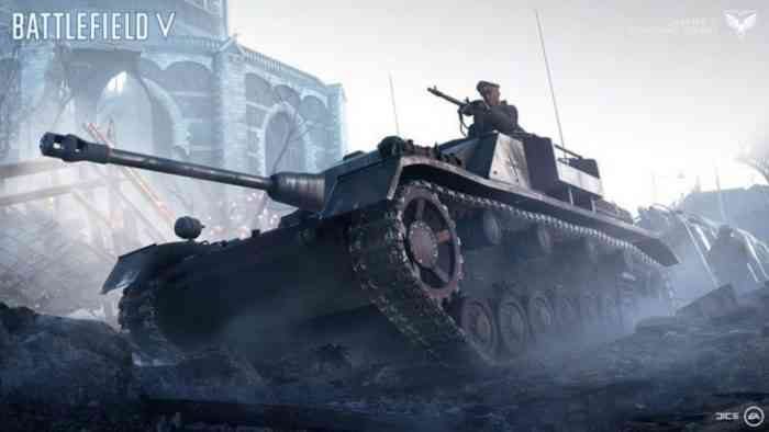 Battlefield V's 5v5 Competitive Mode Cancelled