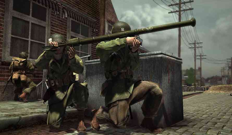 The Brothers in Arms Trilogy Is Out Now on GOG