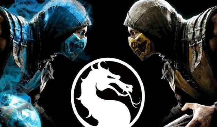 New Mortal Kombat Movie