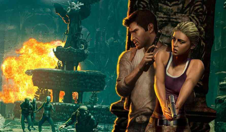 Uncharted Movie Gets Another Director Somehow - COGconnected