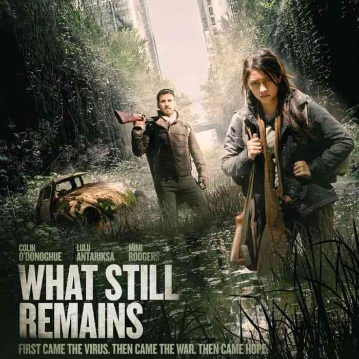 poster rips off TLOU