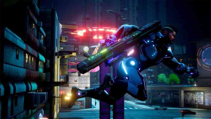 The Extra Edition Update Adds a Slew of New Content to Crackdown 3 for Free