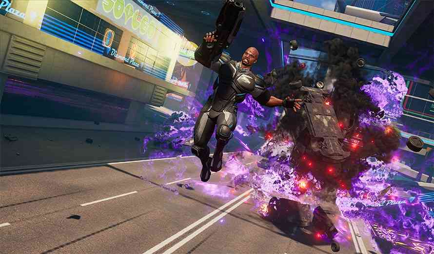 Crackdown 3 Review - Not All It's Cracked Up To Be