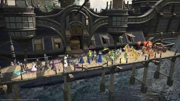 Final Fantasy XIV Pride Parade