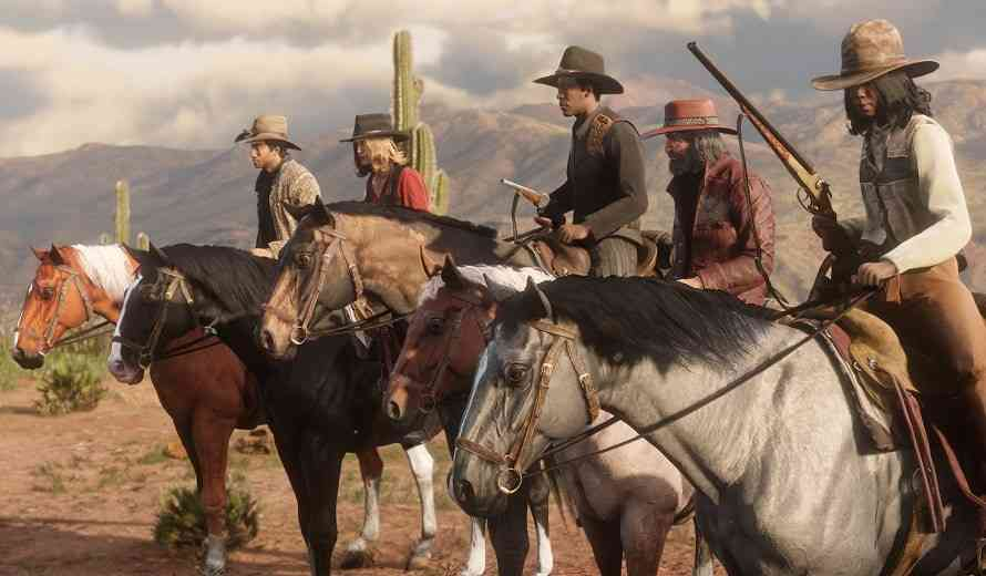 Red Dead Redemption 2 Hackers Are Framing Innocent Players and Getting Them Banned | COGconnected