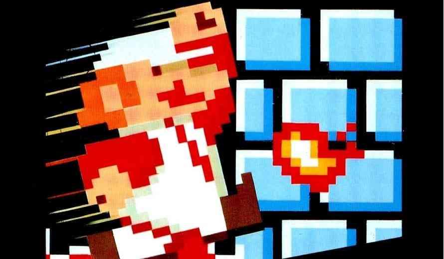 Sealed Copy Of Original Super Mario Bros Auctions For 114 000