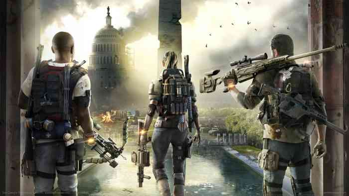 Creative Director of The Division 2 Asks Fans For Thoughts on a Single-Player Spin-Off