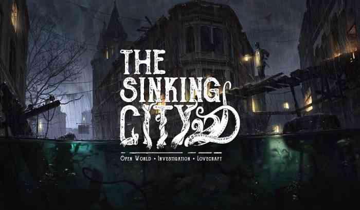 Sinking City Gameplay