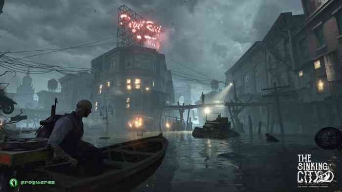 New The Sinking City trailer is all about investigation