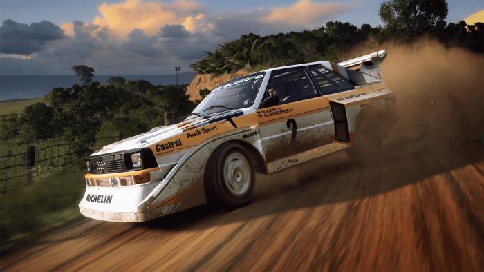 dirt rally 2.0 hero