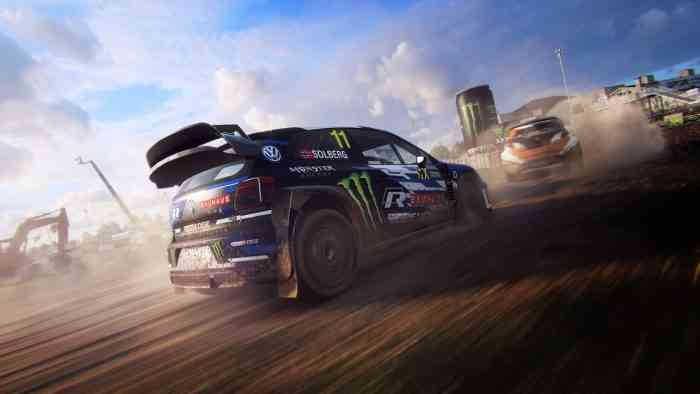 dirt rally 2.0 top