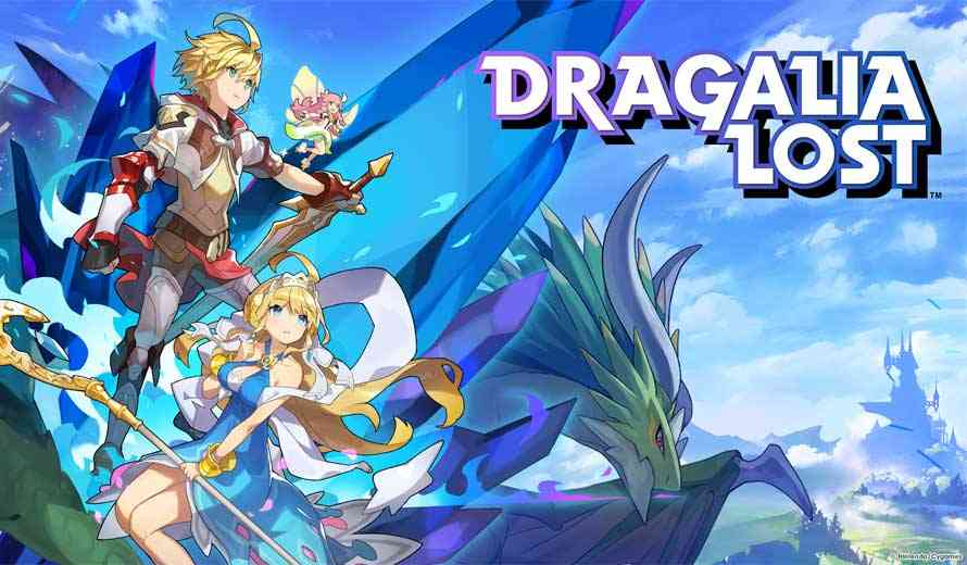 Dragalia Lost is Finally Out Today in Canada and Other Territories