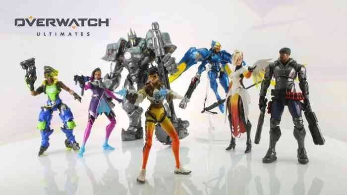 overwatch ultimates figures top