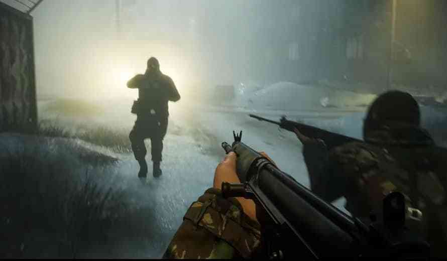 Rising Storm Dev Unveils '83,' a First-Person Shooter Set in the Cold War