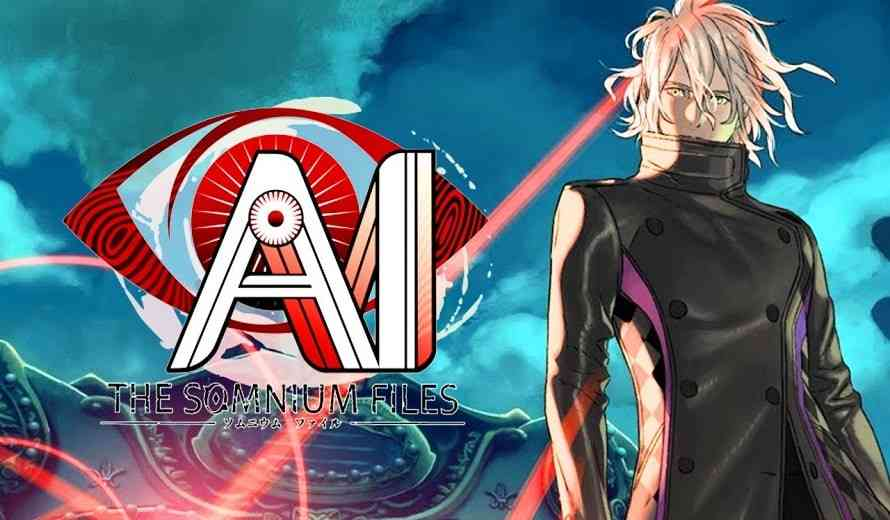 Zero Escape Director and Developer's New Game, AI: The Somnium Files