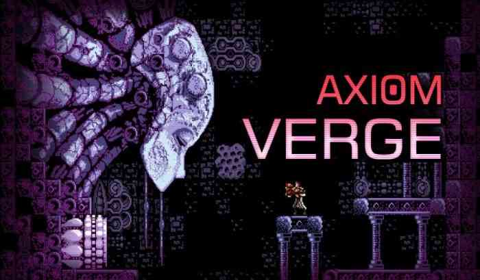 Axiom Verge Developer