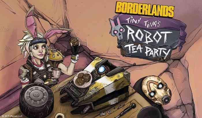 Borderlands Board Game