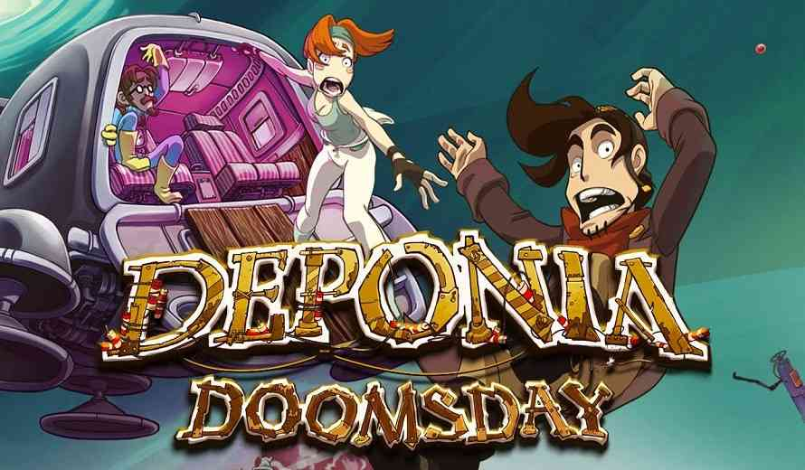 Deponia Doomsday Review - Challenging With a Side of Tedious