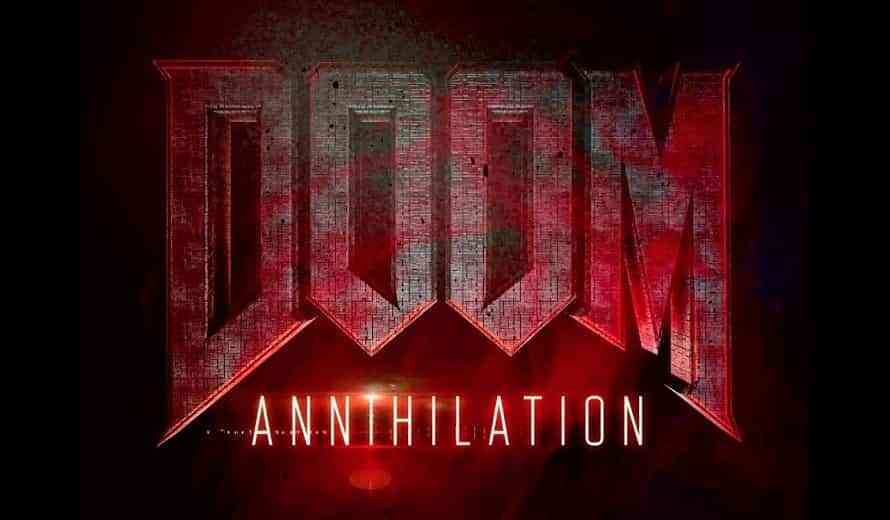New Teaser for Direct to DVD Doom Annihilation Movie
