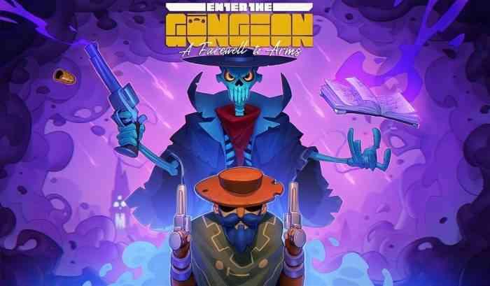 Enter the Gungeon Update