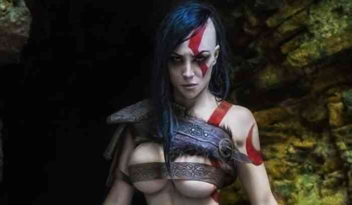 God of War Cosplay Featured