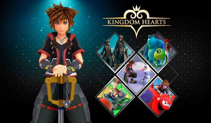 Early Kingdom Hearts Games Coming to Xbox One | COGconnected