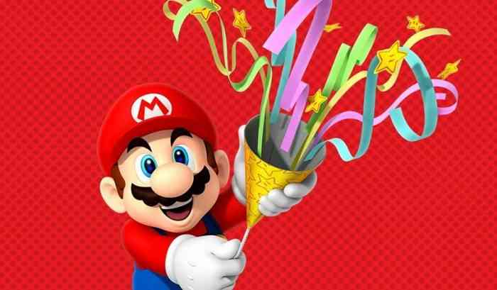 Mario Day returns on March 10 with half off select Switch games