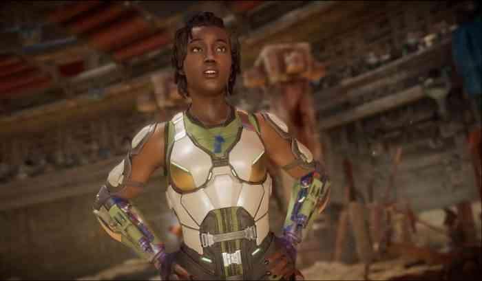 Mortal Kombat 11 Characters