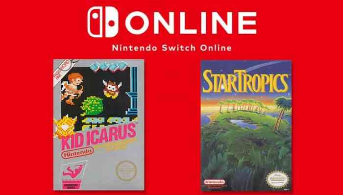 Two More Games Joining Nintendo Switch Online This Month