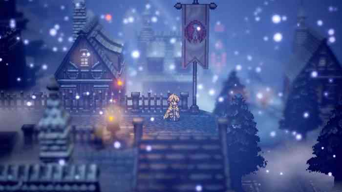 Octopath Traveler is coming to mobile in Japan