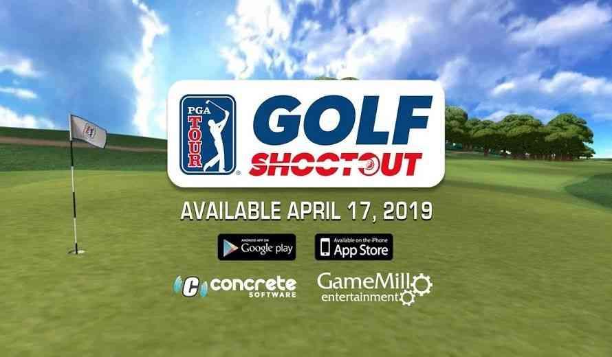 pga tour golf shootout is a mobile golf game you u0026 39 ll want