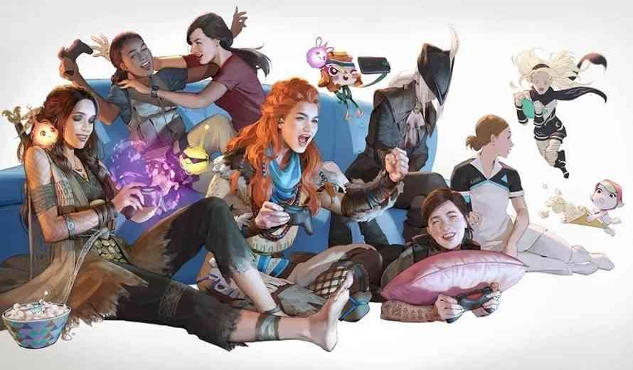 Grab Sony's Free International Women's Day PS4 Theme