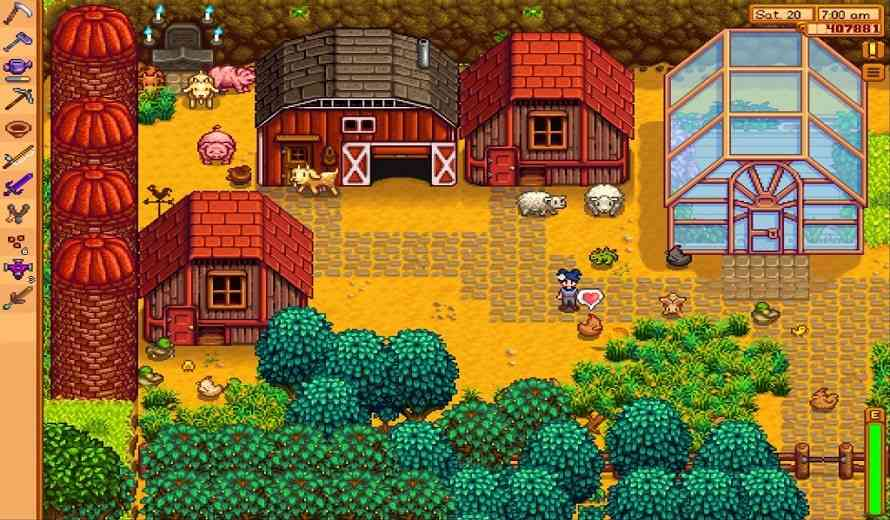 Sequel Sized Stardew Valley Patch Drops Today Cogconnected