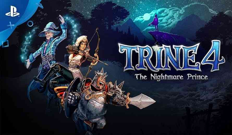 Trine 4 Announced Along with the Ultimate Collection