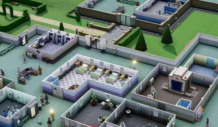 Two Point Hospital DLC