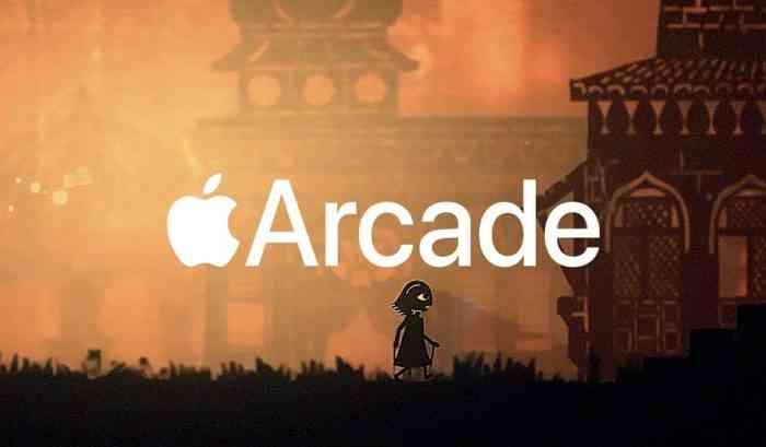 apple arcade feature