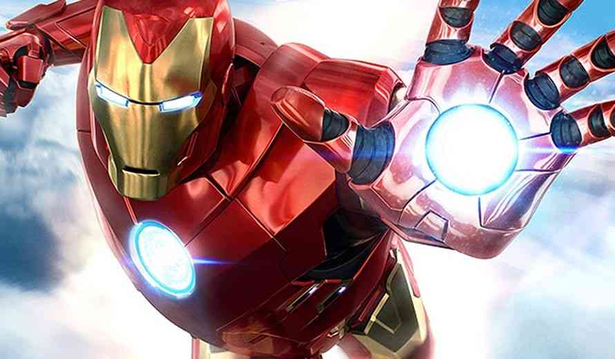 Camouflag's Iron Man VR Delayed By Three Months | COGconnected