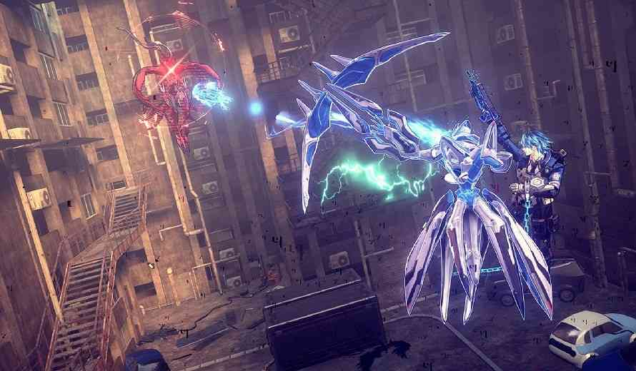 New Story Details Released for Nintendo Switch Exclusive Astral Chain