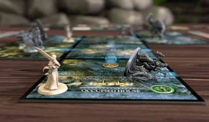 Next Week You Can Contribute to the Bloodborne Board Game Kickstarter