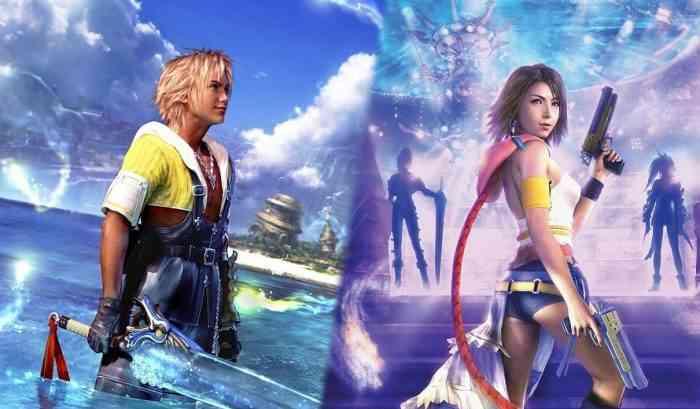 Final Fantasy X/X-2 HD Trailer