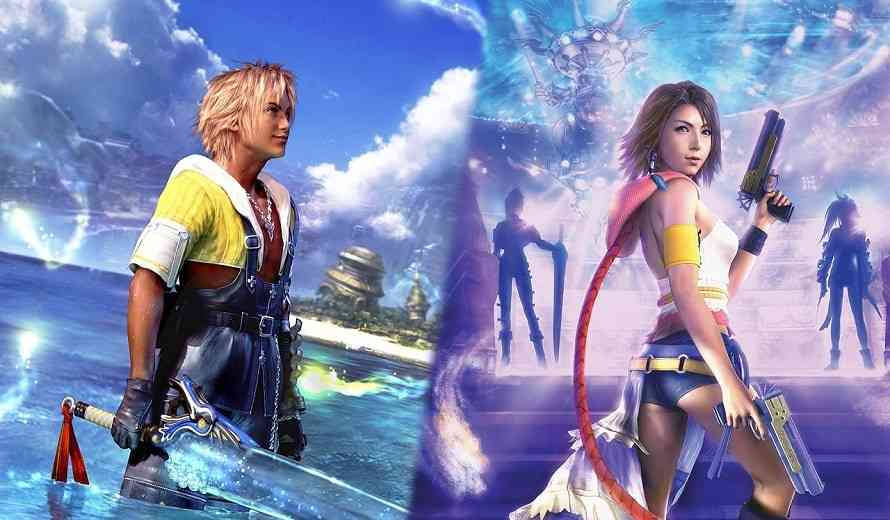 Relive Yuna's Odyssey With Final Fantasy X/X-2 HD On the Switch Today