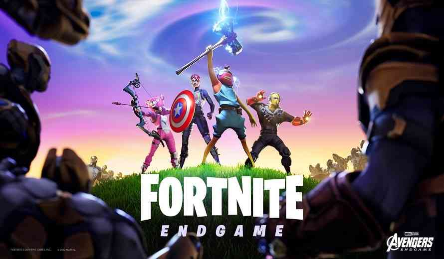 Fortnite Endgame Gives Us an Early Showdown with Thanos