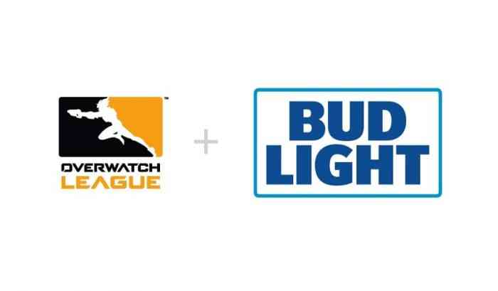 Overwatch League Beer Sponsor