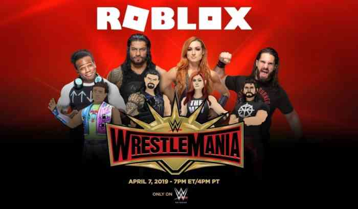 Roblox WWE Deal