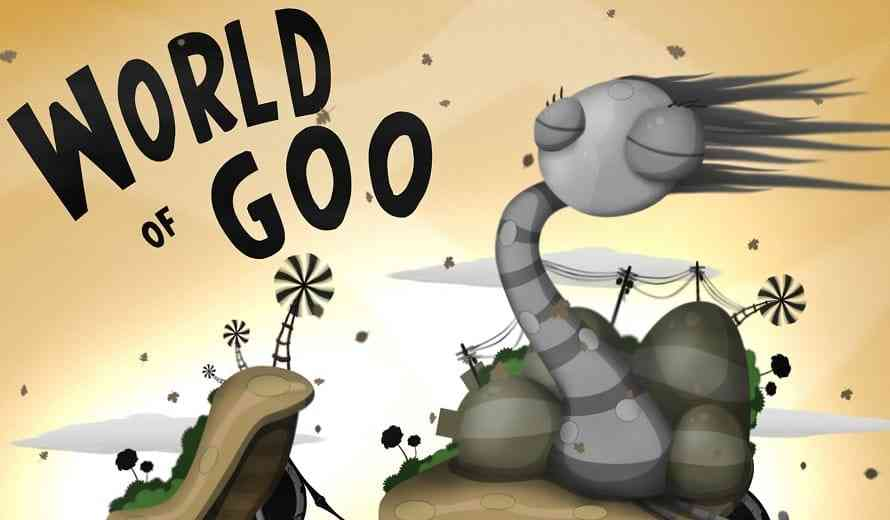 World of Goo Updated over a Decade After Release