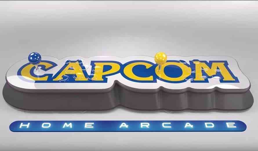 Capcom Home Arcade Is So Much Bigger Than Anticipated