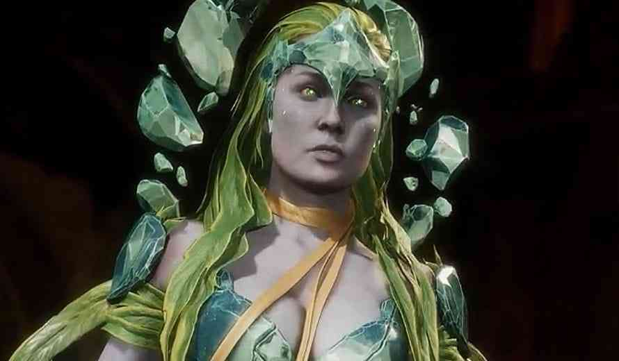 Mortal Kombat 11 Introduces New Character Cetrion The Last Airbender